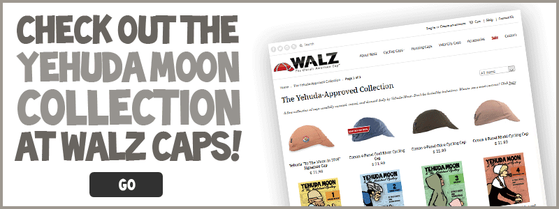 yehuda Moon Collection at Walz Caps